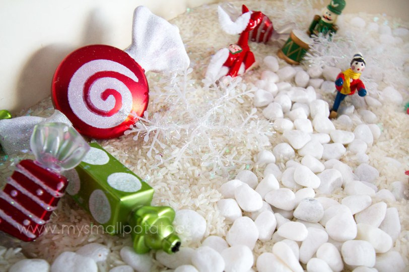 candies,flakes,-and-rocks!