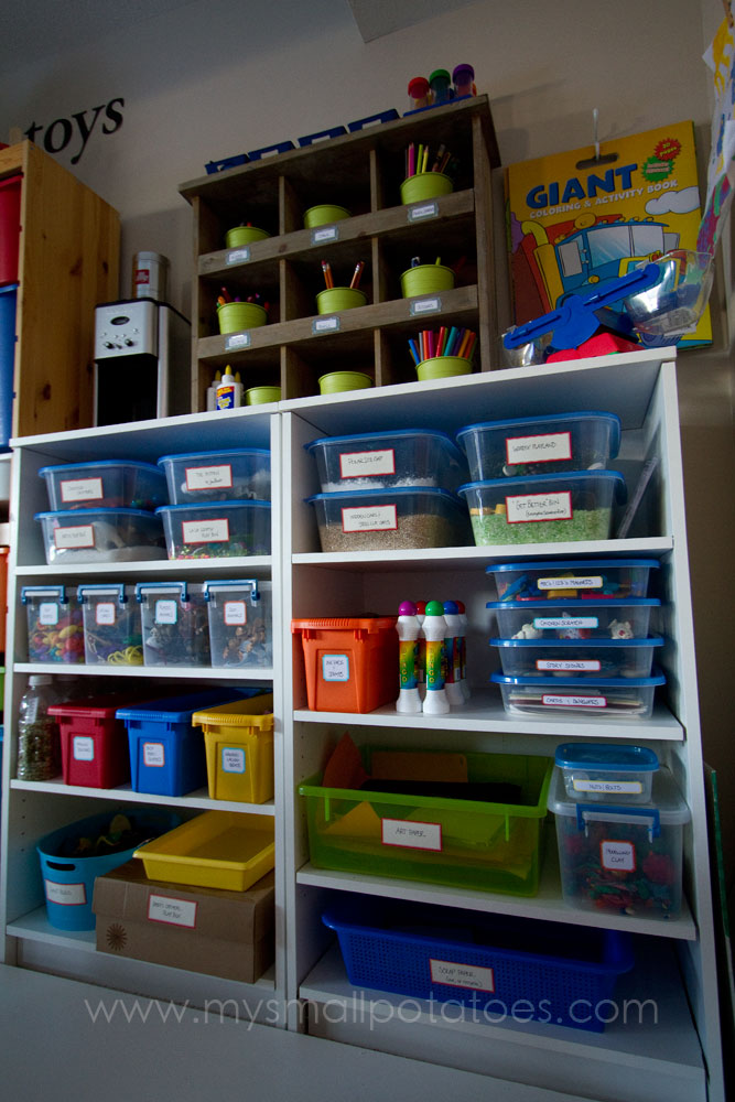 An Educator S Guide To Creating An Organized Play Space