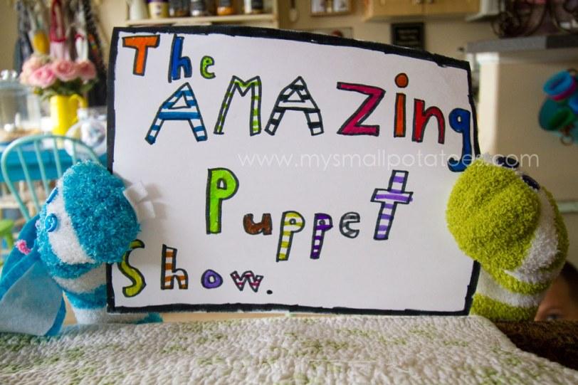 theamazingPuppetshow