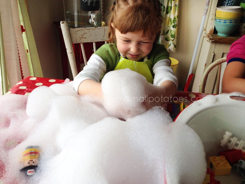 bubbleflood