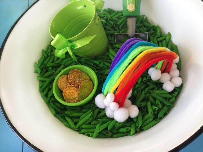rainbowBin
