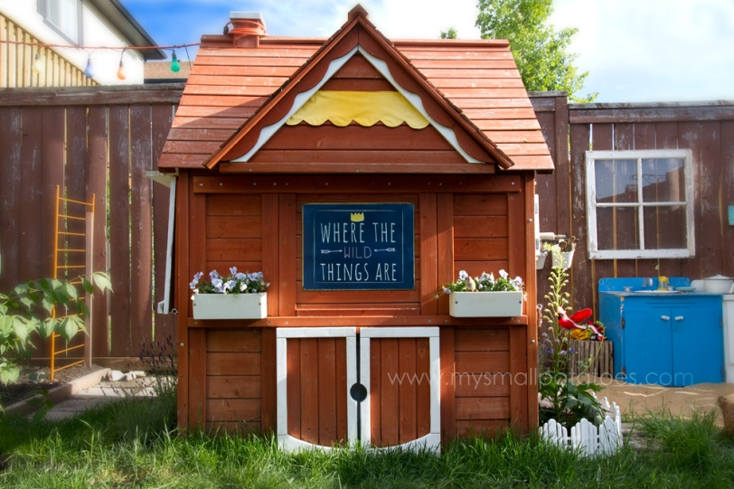 Kids Only Backyard Clubhouse A Very Special Diy Small